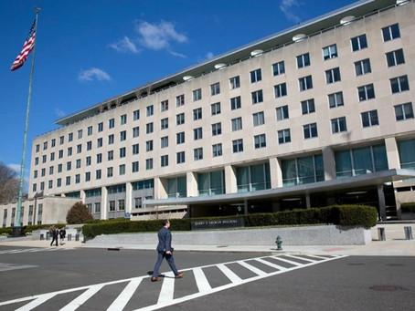 Госдеп США и в этом обвиняет Россию