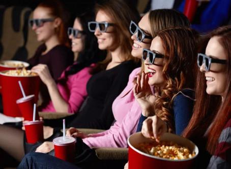 Кинопросмотр с напитками: три фильма - три коктейля