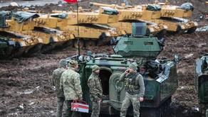 Расчленить Россию изнутри и ужасно отомстить обещает Турция
