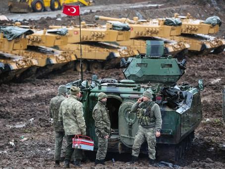 НАТО защитит Турцию от России?