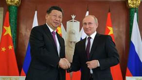 Отношения КНР и РФ под тенью угрозы США