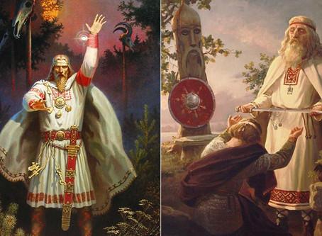 Кельты и славяне: друиды - предки волхвов?