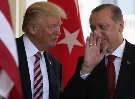 Эрдоган и Трамп формируют новый союз, поскольку их интересы совпадают