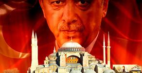 Анкаре не удается разыграть Святую Софию в своей внешней политике