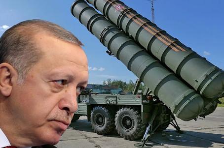 Российские С-400 остаются камнем преткновения между Турцией и США