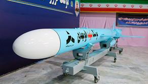 Иранская ракета «Мученик Касем» - недвусмысленный месседж США
