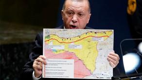 Военизированная сеть, созданная Эрдоганом, дестабилизирует Ближний Восток