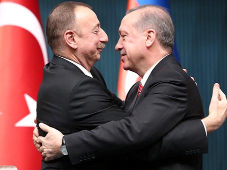 Алиев и Эрдоган врут всему миру