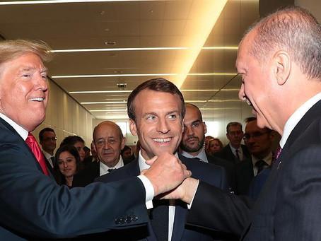 «Смерть мозга» НАТО ускоряют Трамп с Эрдоганом