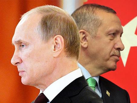 Россия не хочет поражения Турции?