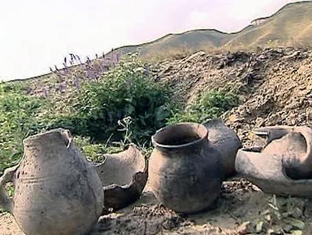Сокровища Баксанского ущелья или В поисках Грааля