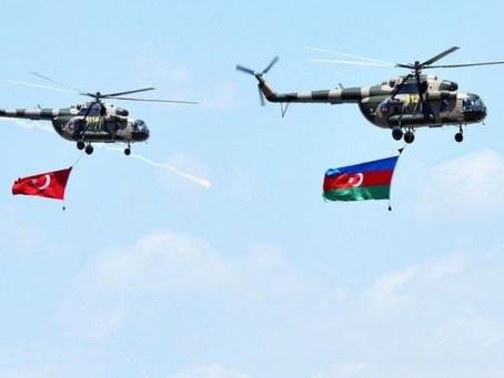 Турция учит Азербайджан воевать: как изменилась расстановка сил в Закавказье