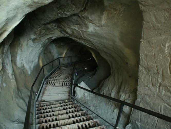 Тоннель в Уплисцихе