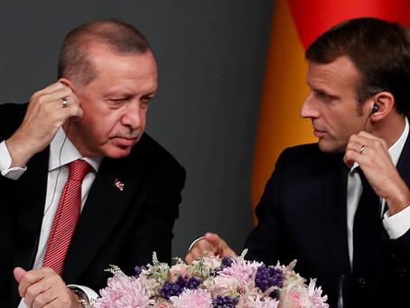 Решится ли Макрон на войну с Турцией