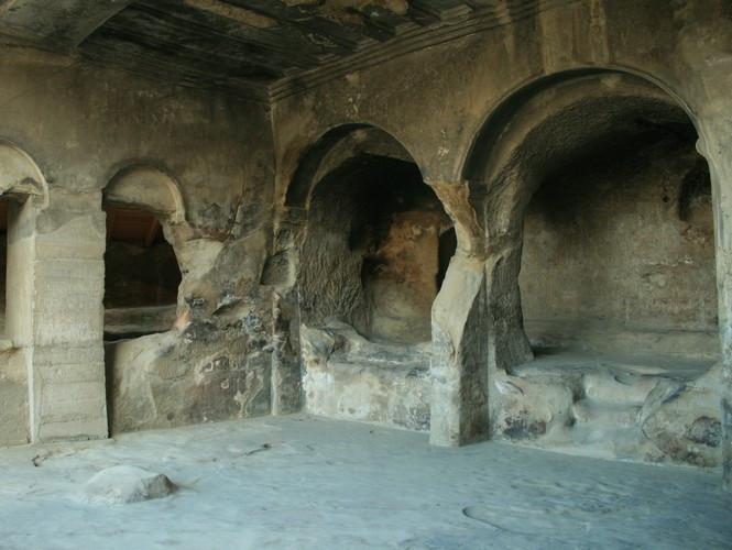 Уплисцихе (Зал Тамары)