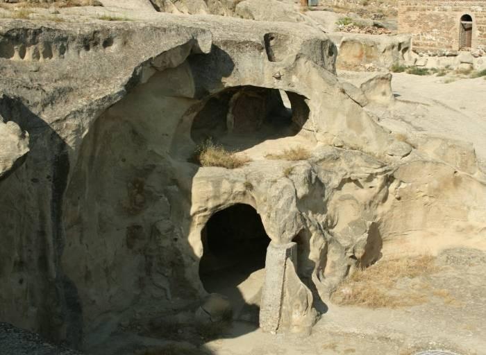Уплисцихе (Трёхнефная базилика)
