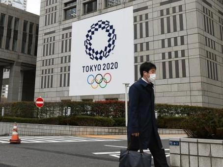 Токио-2020 выкинул белый флаг