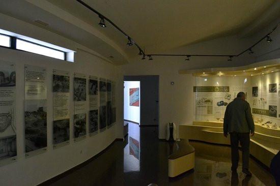 В музее Уплисцихе