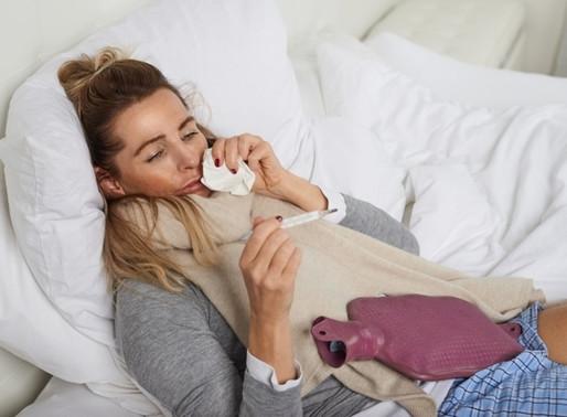 Les 10 maladies fréquentes au printemps