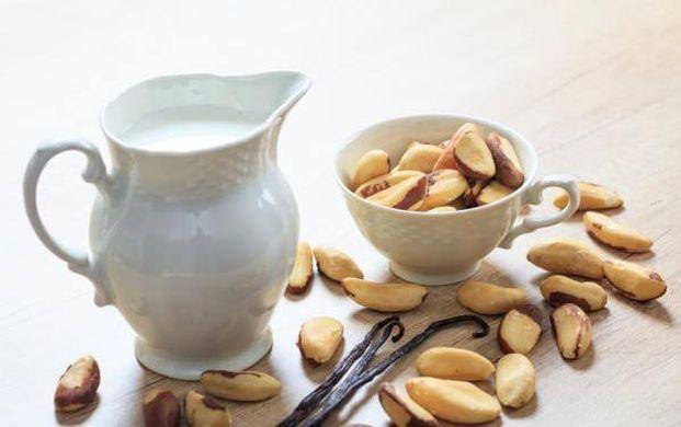 Lait aux noix, un excellent mélange de vitamines