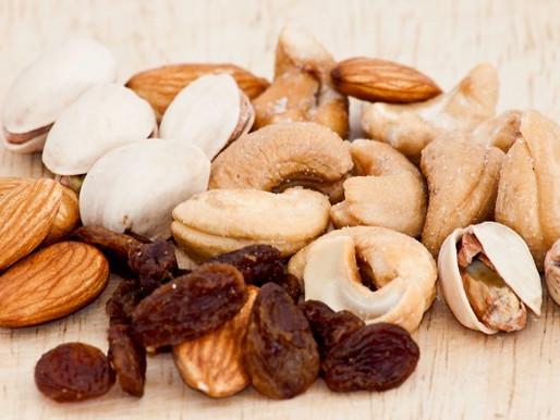 Les fruits secs pour quels atouts santé ?