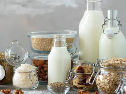 Le lait de pois jaune: La boisson star du moment !
