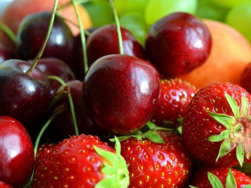 6 fruits et légumes de mai à mettre au menu