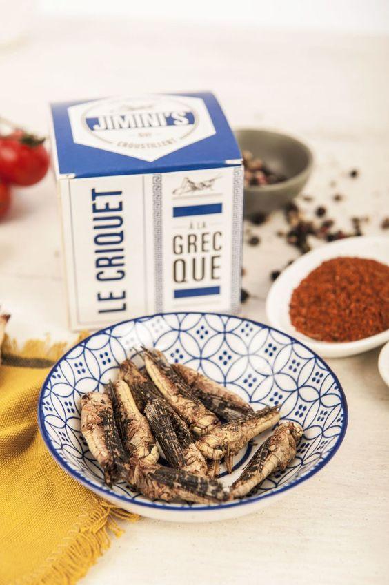 insecte, Jimini's, protéine, écologie, nutrition, environnement, healthy, sain, recette