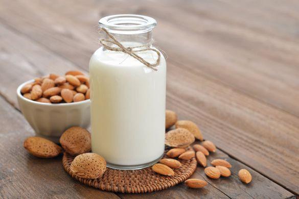 lait d'amandes, digeste et très bénéfique pour le cerveau