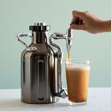 Du café oui...mais servi au fût !