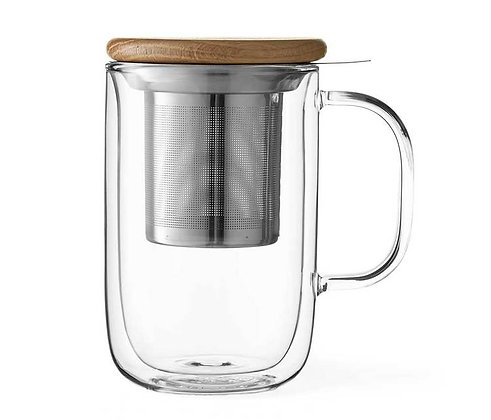 Mug infuseur pour tisanes