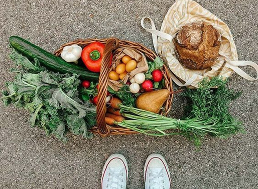Les fruits et légumes à privilégier en juillet.
