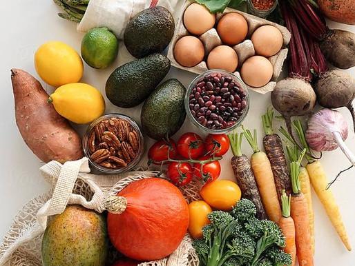 6 fruits et légumes de Janvier à mettre dans son assiette !