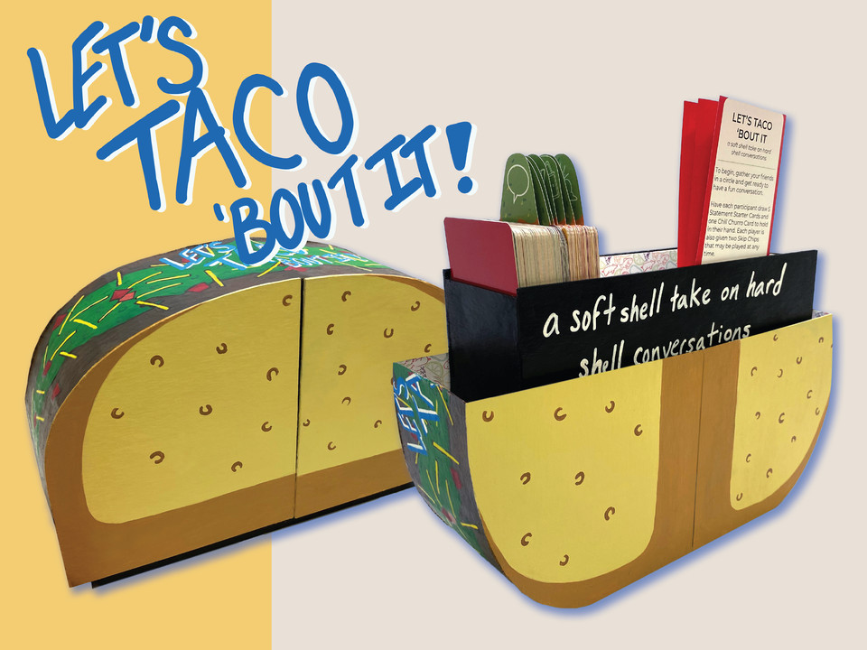 Let's Taco 'Bout It