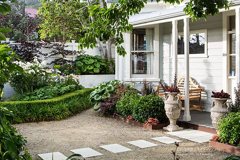 Wellington garden perfect combination of modern charm and old school appeal