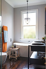 Bathroom & garden design Wellington