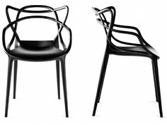 Masters Chairs by Philippe Starck