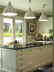 Sam's super styley kitchen