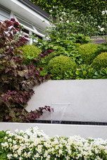 Beautiful water feature & focal point
