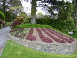 Koru Parterre - 3 gardens of koru