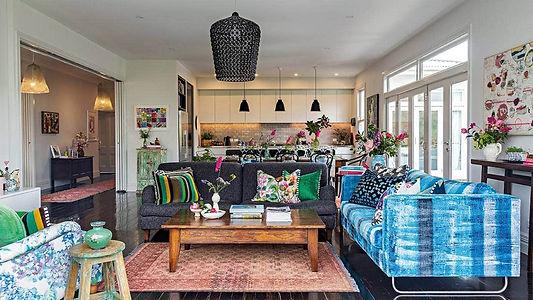 Designers Guild & garden design Wellington