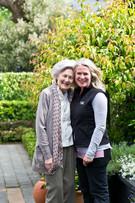 Owner Barbara Matthews with daughter-in-law Rachael Matthews