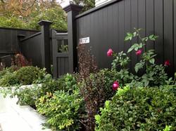 Small gardens courtyards & entrances