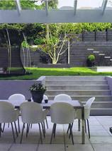 With indoor outdoor flow between kitchen & outdoor dining