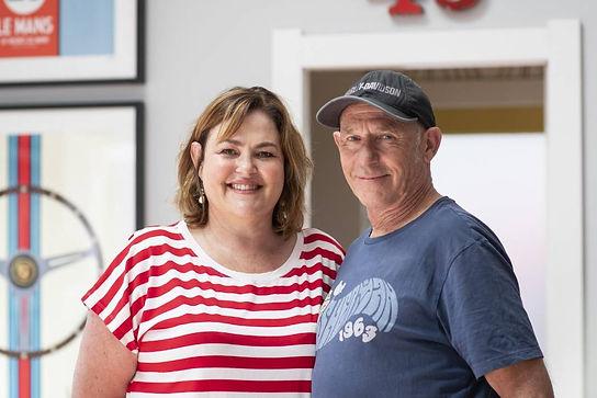 Tania O'Connor & Murray Moore