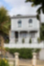 Renovated villa for family living