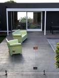 Bubble Club outdoor furniture by Kartell
