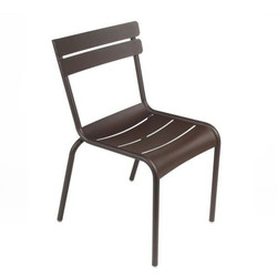 Luxembourg Chair - black