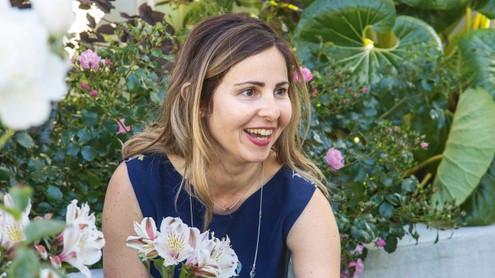 Owner & keen gardener - Maria Pippos