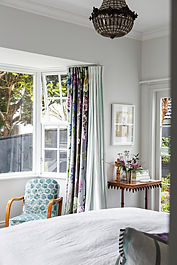 Light filled rooms & garden design Wellington